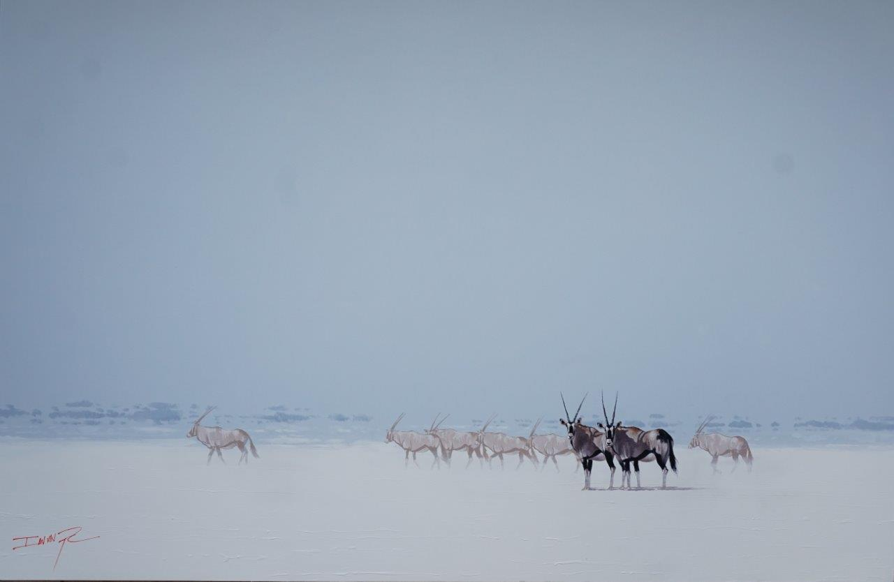 Kalaharibokke