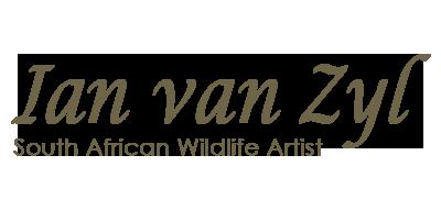 Ian Van Zyl - South African Wildlife Artist